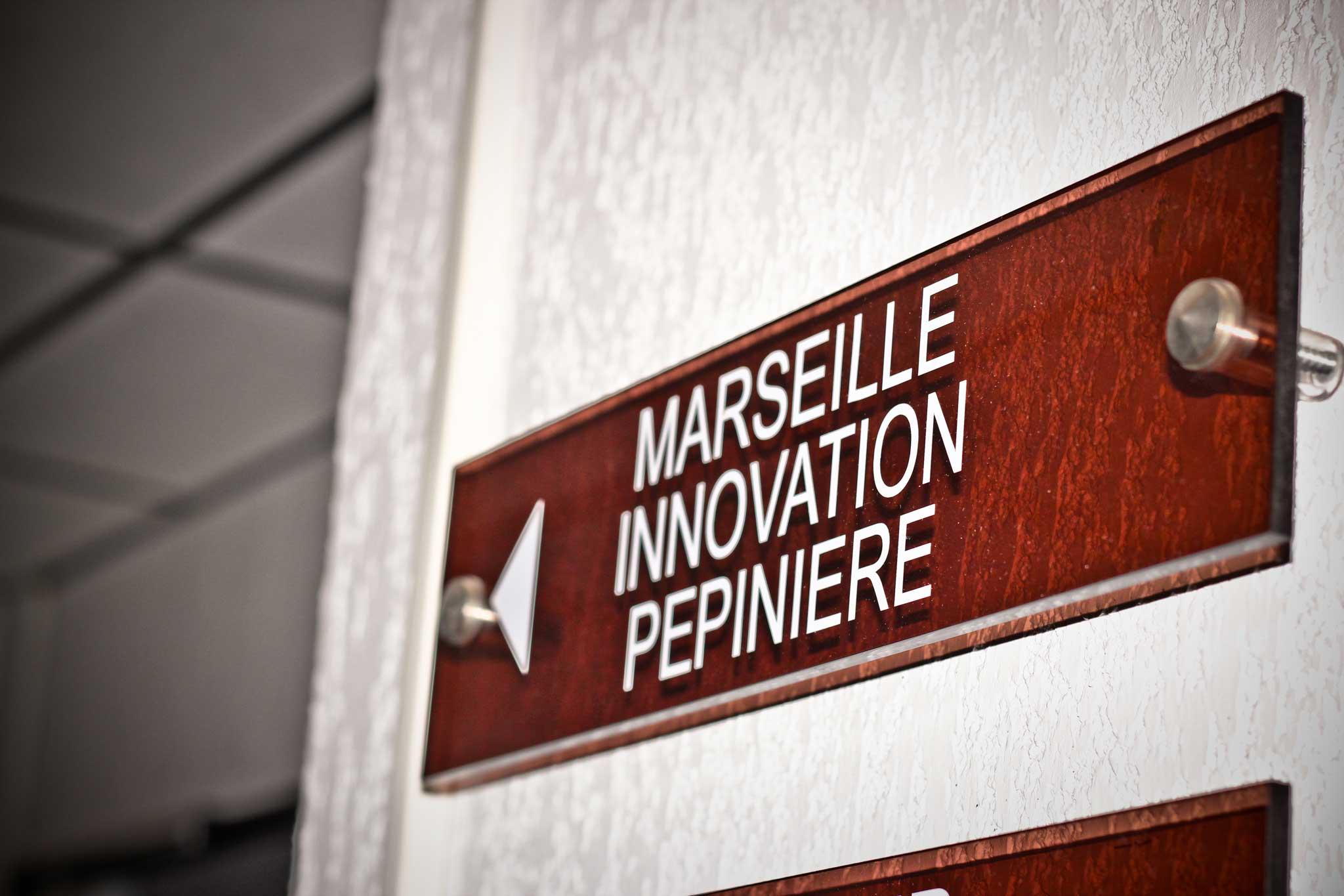 Pépinière Marseille Innovation