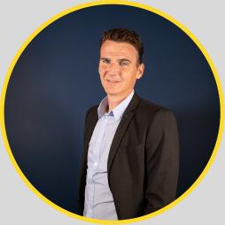 Francois Richard - Développeur Economique Territorial chez Métropole Aix-Marseille-Provence