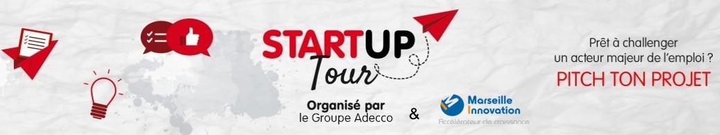 Start-up Tour Adecco