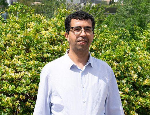 Rachid Alhiane - Responsable de l'Hôtel Technoptic et intelligence compétitive