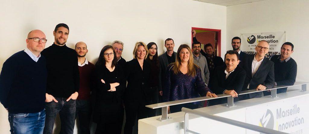 Experts start-up Marseille Innovation